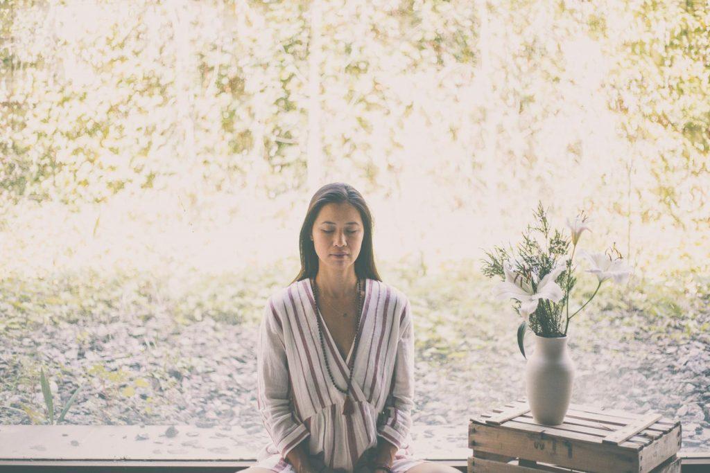 Xuan-lan, profesora de yoga. Terra Veritas